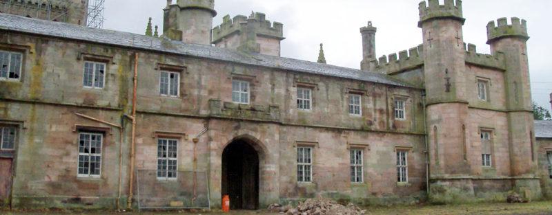 Repairing historic structures