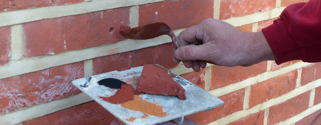 Brick Patching